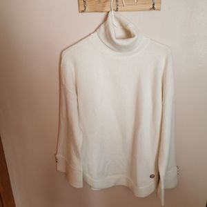 Michael Kors alpaca blend sweater size M
